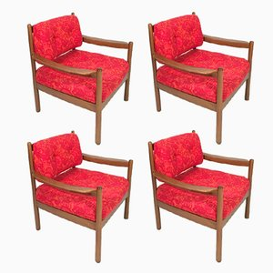 Lounge Chairs, 1970s, Set of 2