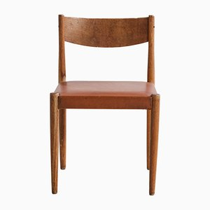 Oak Side Chair, 1960s