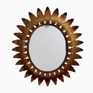 Specchio a forma di sole, Spagna, anni '50
