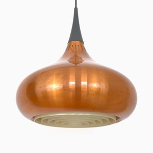 Vintage Orient Major Pendant Light by Jo Hammerborg for Fog & Mørup