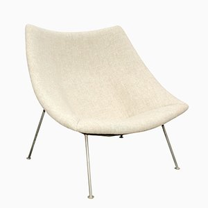 Vintage Oyster Chair by Pierre Paulin for Artifort