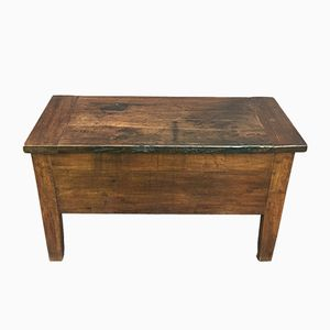 19th Century Small Oak Chest