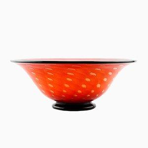 Murano Glass Bowl, 1980s