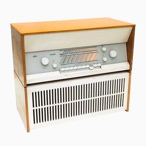 Radio Serie Atelier 1 par Dieter Rams pour Braun, 1957