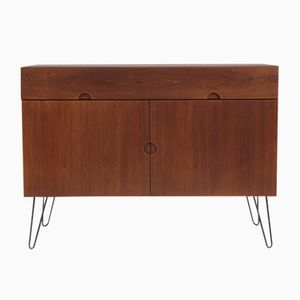 Dänisches Upcycling Teak Sideboard, 1960er