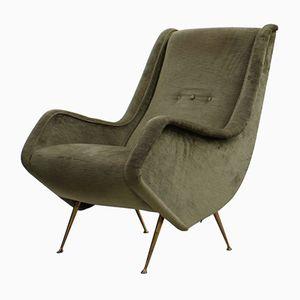 Sessel von Aldo Morbelli für ISA, 1950er, 2er Set