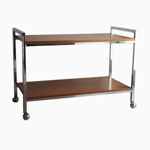 Mid-Century Serving Trolley