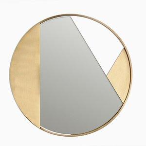 Miroir Mural Revolution No. 2 par 4P1B Design Studio, Carolina Becatti & Antonio de Marco pour Edizione Limitata