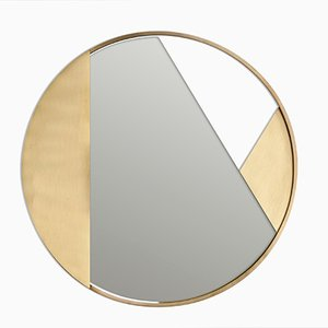 Revolution Wall Mirror No. 2 by 4P1B Design Studio, Carolina Becatti, & Antonio de Marco for Edizione Limitata
