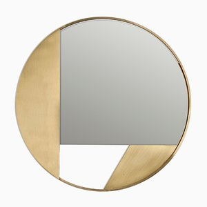 Miroir Mural Revolution No. 3 par 4P1B Design Studio, Carolina Becatti & Antonio de Marco pour Edizione Limitata