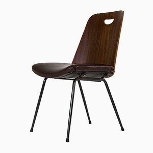 Vintage DU22 Stuhl von Gastone Rinaldi für Rima