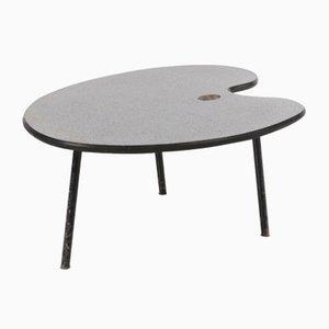 Table Basse en Forme de Palette, 1950s