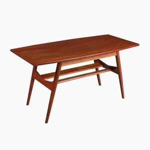 Scandinavian Style Coffee Table, 1950s
