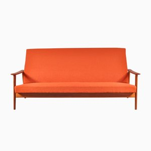 Scandinavian 3-Seater Sofa, 1950s