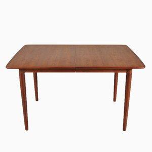 Triple Extendable Dining Table by Rastad & Relling for Gustav Bahus, 1950s
