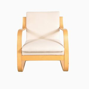 42 Lounge Chair by Alvar Aalto for Artek, 1950s