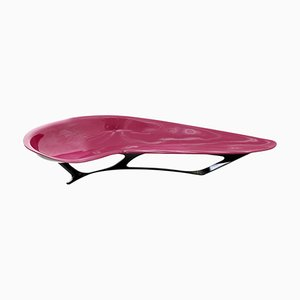 Ecstasy Boomerang Bench by Stefan Sterf for Axel Zoellner-Geistert, 1980s