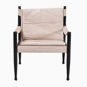 Safari Lounge Chair by Erik Wørtz for Niels Eilersen, 1960s