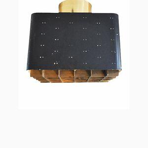 Plafonnier Starry Sky Modèle 9068 par Paavo Tynell pour Idman, 1940s