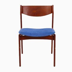 Teak Esszimmerstühle von P.E Jørgensen für Farsø Stolefabrik, 1960er
