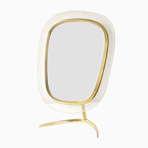 Specchio da tavolo grande di Vereinigte Werkst