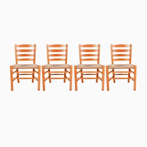 Model BM400 Dining Chairs by Kaare Klint, 1970s, Set of 4