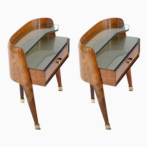Dressing Tables by Vittorio Dassi, 1950s, Set of 2