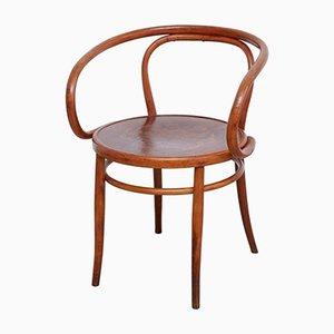Vintage Bentwood Armchair by Horgen Glaris