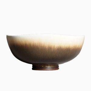 Stoneware Bowl by Berndt Friberg for Gustavsberg, 1965