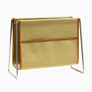 Bachelor Magazine Rack by Verner Panton for Fritz Hansen, 1960s