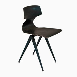 Modell S14 Stuhl von Galvanitas, 1950er