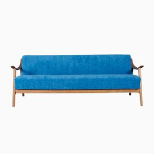 Mid-Century Convertible Three-Seater Sofa, 1960s