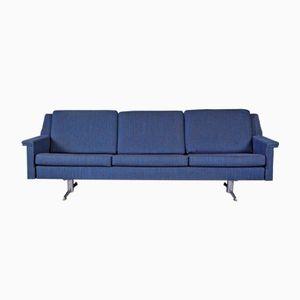Mid-Century Modern Sofa on Shaker Legs, 1970s