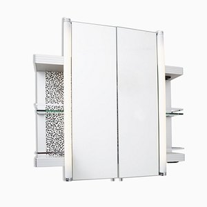 Vintage Bathroom Wall Cabinet by Ettore Sottsass for Sottsass Associati