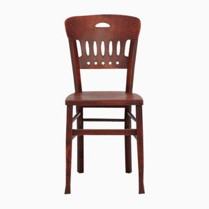 Estonian Bistro Chairs from Luterma, 1900s, Set of 12