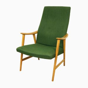Mid-Century Norwegian Lounge Chair from Dokka Møbler, 1960s