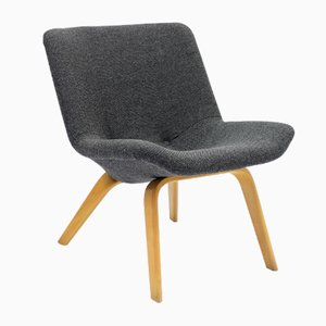 Easy Chair by Carl Gustaf Hiort af Ornäs for Gösta Westerberg, 1950s