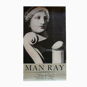 Man Ray Poster, 1982