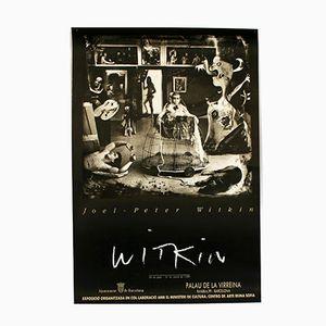 Joel-Peter Witkin Ausstellung Poster, 1988