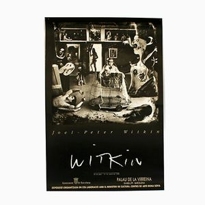 Poster mostra di Joel-Peter Witkin, 1988