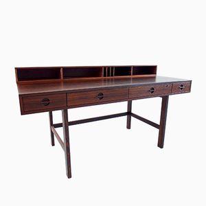 Schreibtisch mit Klapp-Tischplatte von Jens Quistgaard für Løvig, 1966