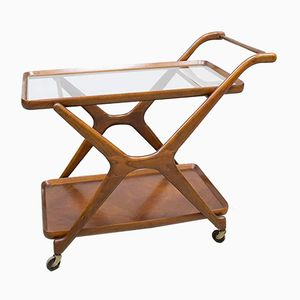 Mid-Century Trolley by Cesare Lacca for Cassina