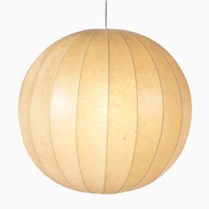 Vintage Kokon Lampe von Goldkant Leuchten, 1960er