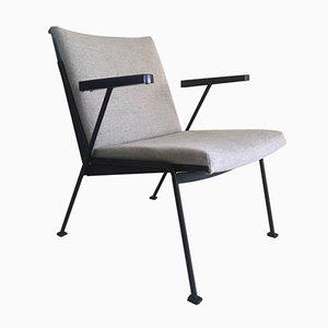 Sessel von Wim Rietveld für Ahrend de Cirkel, 1950er