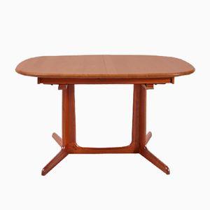 Tavolo da pranzo in teak di Niels O. Moller per Gudme Mobelfabrik, anni '60