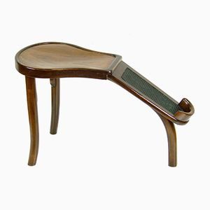 B501 Shoemakers Stool by Thonet, 1930s