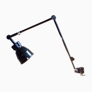 Vintage Gelenk Lampe von Curt Fischer für Midgard