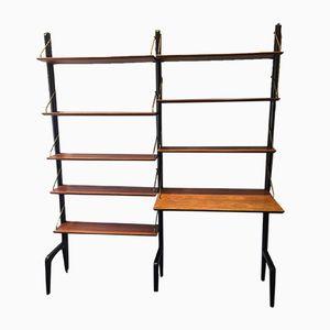 Mid-Century Shelf Unit by Louis Van Teeffelen