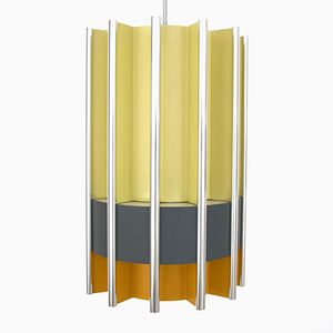 Mid-Century Modern Pendant Light by Bent Karlby for Lyfa, 1960s