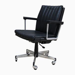 Drehbarer Vintage Büro Stuhl von Martin Stoll für Stoll Giroflex, 1970er